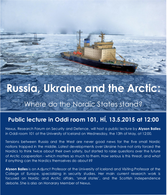 Russia Ukraine and the Arctic